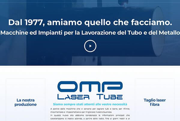 Nuovo Sito OMP online