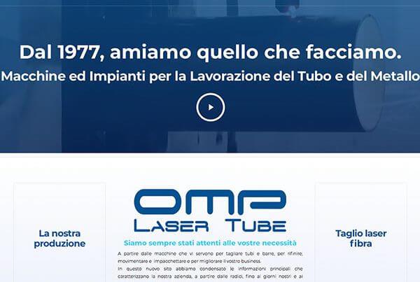 Nuovo Sito OMP online