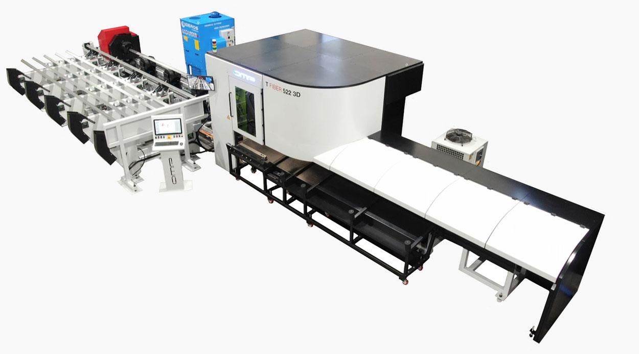 Taglio Laser OMP Santorso Vicenza