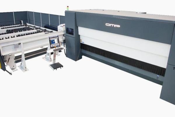Taglio laser fibra OMP